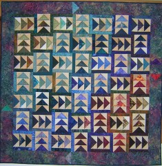 Linda Halpin : quilt in a day flying geese - Adamdwight.com
